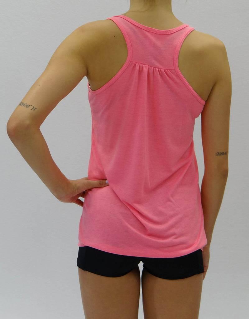 Melika Melika SUP Girl Racer Tank Bright Pink