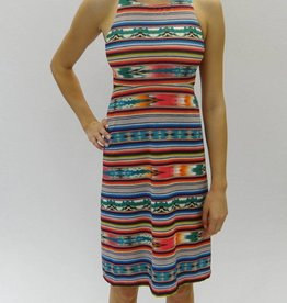 Melika Melika Sae Dress Celilo Stripe