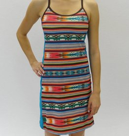 Melika Melika Malia Dress Celilo Stripe/River