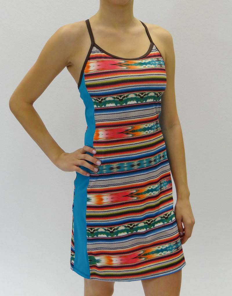 Melika Melika Malia Dress Celilo Stripe/River