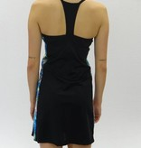 Melika Melika Malia Dress Black/Deep Sea