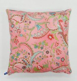 Melika Melika Throw Pillow Sweetpea Print