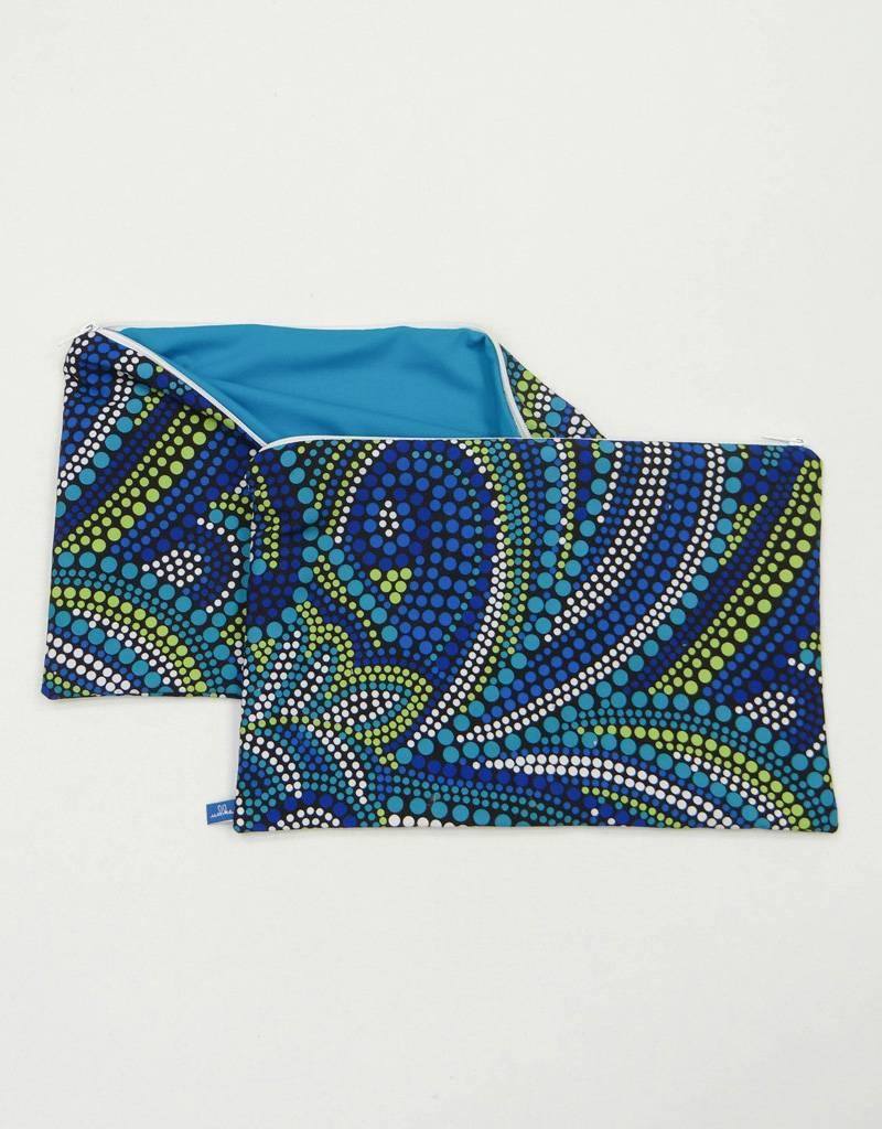 Melika Melika Bikini Bag Aussie Dots Print