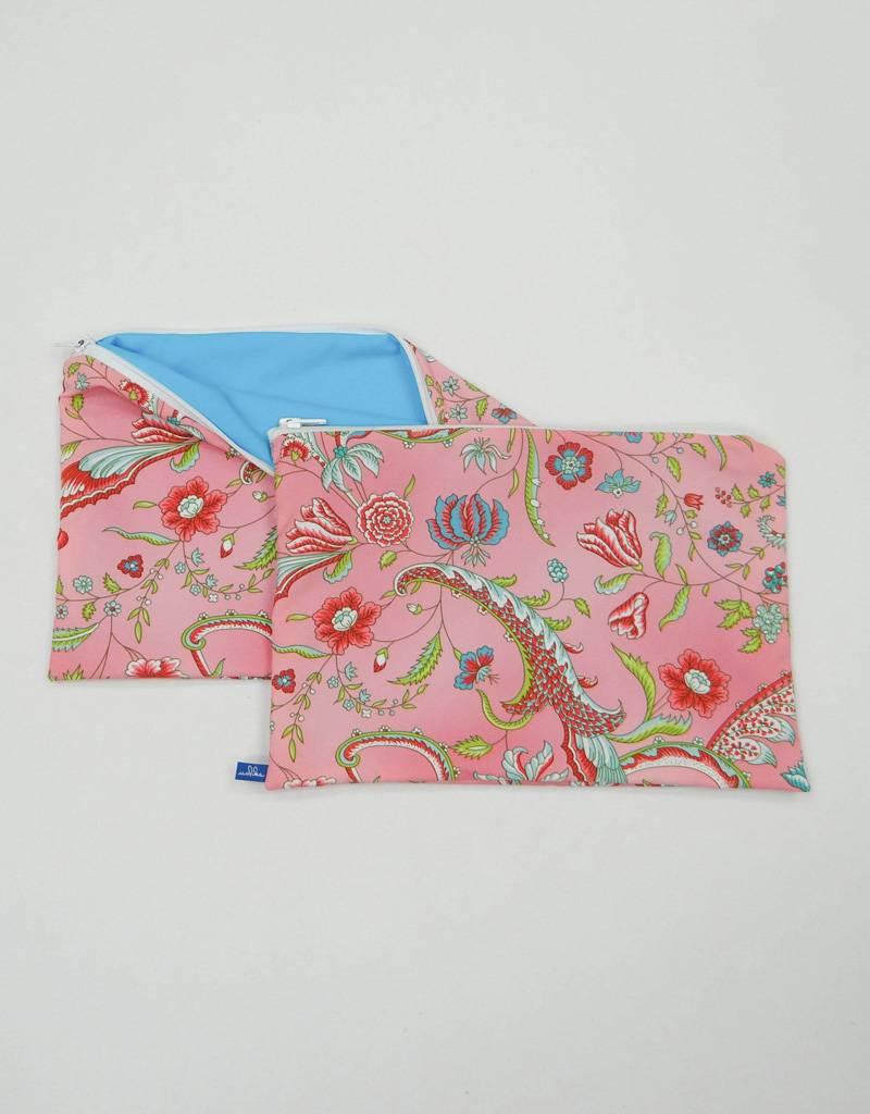 Melika Melika Bikini Bag Sweetpea Print