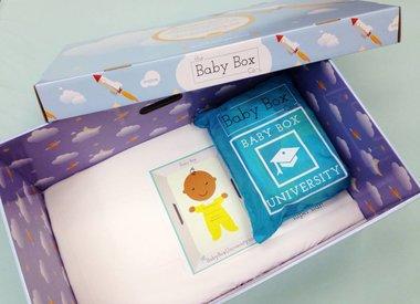 Baby Box Hood River