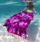 Sandcloud Sand Cloud Beach Towel Strawberry Acid Wash