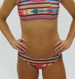 Melika Melika Becca Swim Bottom Celilo Stripe