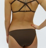 Melika Melika Becca Swim Bottom Chocolate