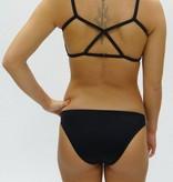 Melika Melika Olivia Bikini Top Black