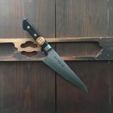 Sakai Kikumori 180mm Garasuki 'Nihonkou' Carbon Right Handed