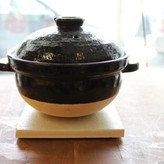 Nagatani-en Kamado-san Rice Donabe Small