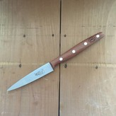 "Windmuehlenmesser 'K1' 3.5"" 'Mittelspitz' Paring Carbon Plum Handle"