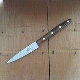 "Windmuehlenmesser 'K1' 3.5"" 'Mittelspitz' Paring Stainless Walnut Handle"