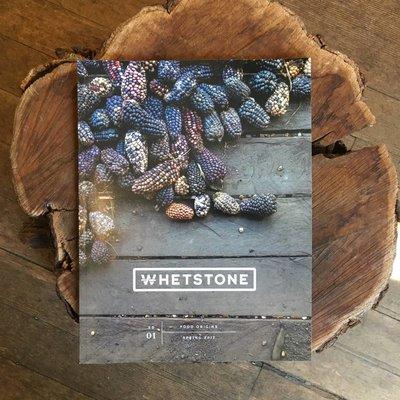 Whetstone Magazine Edition #1