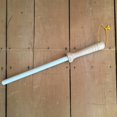 "Mac 8.5"" Ceramic Honing Rod - White"