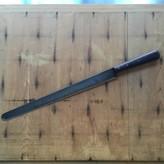 """Nogent JC 13"""" Ham / Salmon Slicer Carbon Steel C 1900"""