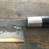 2nd Hand Chroma Haiku 165mm Santoku Iron Clad Aogami