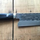 Fujiwara 240mm Gyuto Aogami Super Western Handle