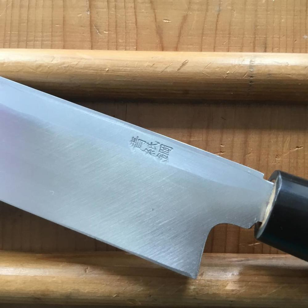 Tojiro 300mm Yanagi Aogami Damascus - Bernal Cutlery
