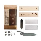 It's My Knife Beech Kit Folder Intermediate+Advanced