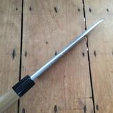Yoshikane 195mm Aogami 1 Deba Double Horn Enju Handle