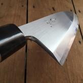 Yoshikane 195mm Deba Aogami 1 Double Horn Enju Handle