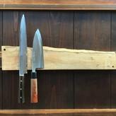 "Wooden Magnetic Knife Board 16"""