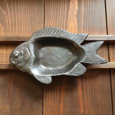 Nambu Tekki Ironware Small Fish