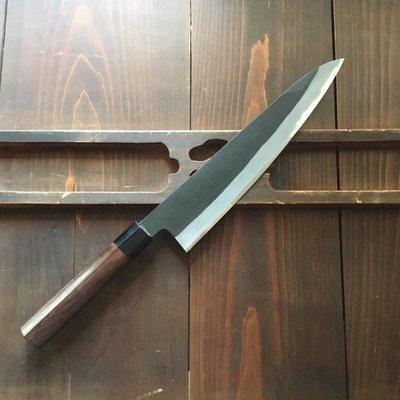 Mutsumi Hinoura 240mm Wa-Gyuto Shirogami #2