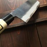 Tojiro 165mm Wa-Nakiri Shirogami Kurouchi