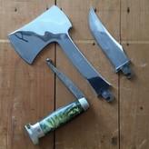 Case XX Ax Knife Combo Tested Era 1935-40