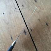 "Sabatier Nogent Style 6"" Fillet Flex Slicer Stainless Thiers Issard"