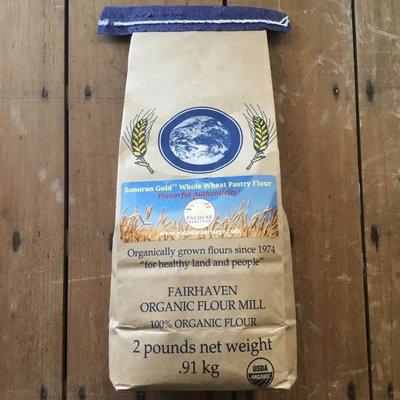 Sonoran Gold Organic Whole Grain Stone-Milled Flour (2lbs)