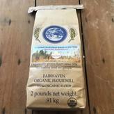 Silverhull Buckwheat Organic Whole Grain Stone-Milled Flour (5lbs)