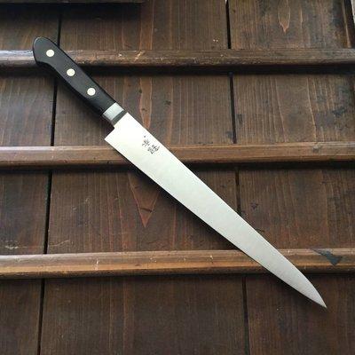 Ashi Hamono 270mm Sujihiki WEST Swedish Stainless