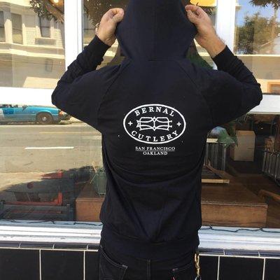 Bernal Cutlery Hooded Sweatshirt SF/OAK