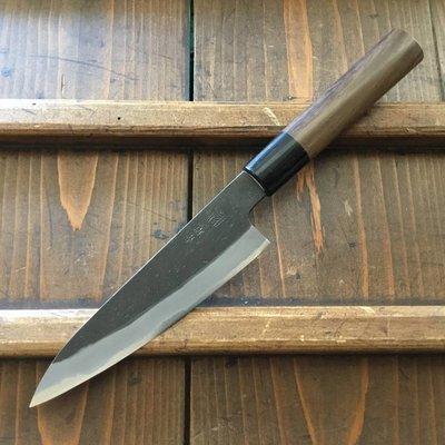 Mutsumi Hinoura 135mm Wa-Petty Aogami Super