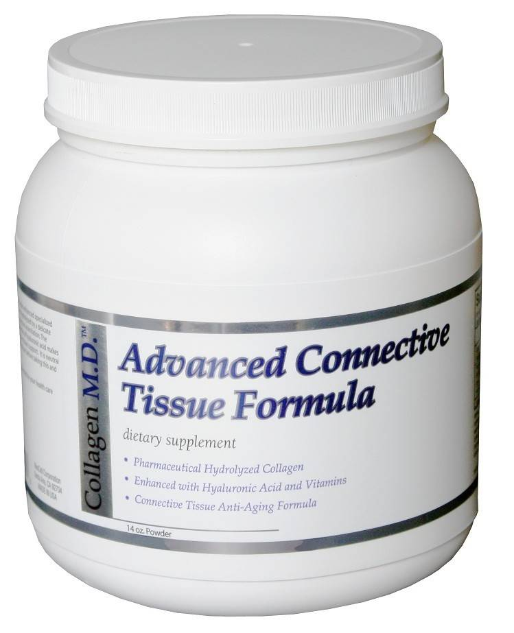 Collagen MD Collagen MD Advanced Connective Tissue Formula
