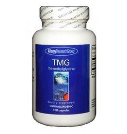 Allergy Research Group TMG (Trimethylglycine) 750 MG 100 vcaps