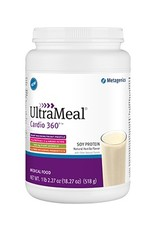 Metagenics UltraMeal Cardio 360 Soy Protein