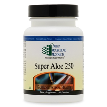 Ortho Molecular Super Aloe 250