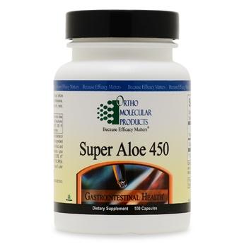 Ortho Molecular Super Aloe 450