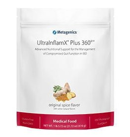 Metagenics UltraInflamX PLUS 360 (14 Servings)