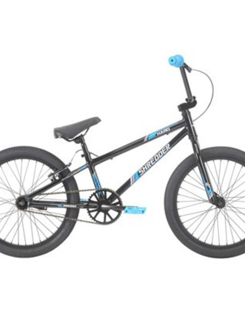 Haro Shredder 20 Gloss Black