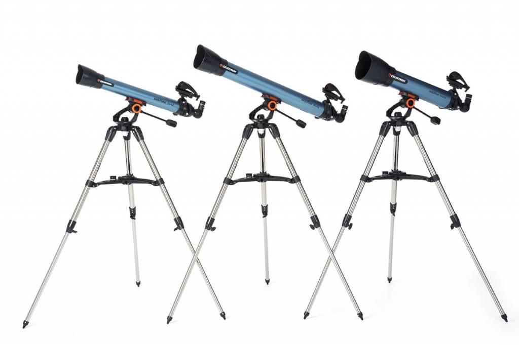 Celestron Celestron Inspire 100AZ Refractor Telescope