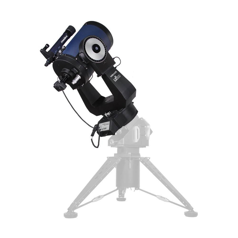 """Meade Meade LX600-ACF 16"""" f/8 with StarLock (No Tripod or Pier)"""