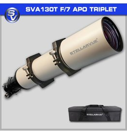 Stellarvue Stellarvue 130 mm f/7 Apo Triplet Refractor