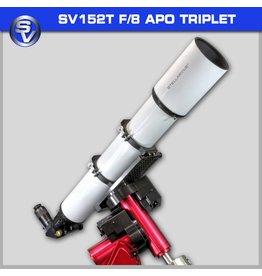Stellarvue Stellarvue SV152T Apo Triplet Refractor - SV152T-35FT
