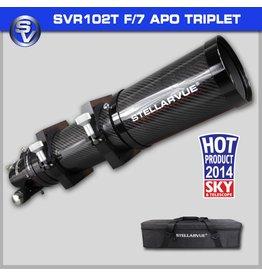 Stellarvue Stellarvue SVR102T 102 mm Apo Triplet Refractor