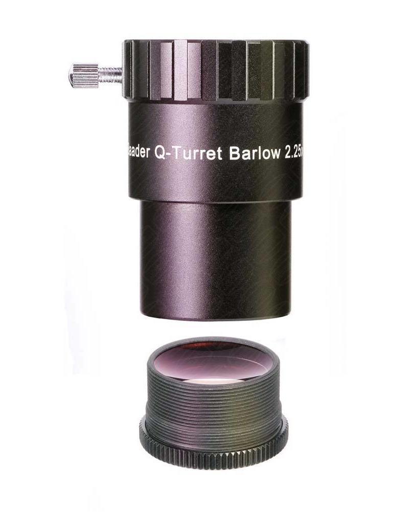 Baader Planetarium Baader Classic 2.25X Q-Barlow (HT Multicoatings)